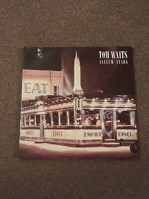 Tom Waits - Asylum Years - Rare Vinyl LP