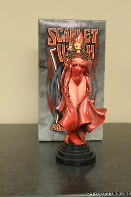 Bowen Designs Scarlet Witch Statue Classic X-Men Avengers #783/1500- MINT COND!