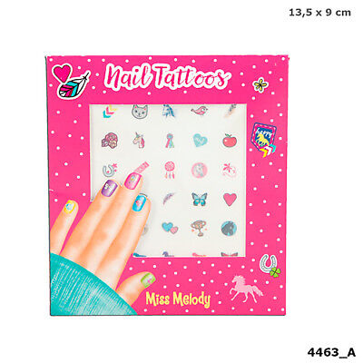 NEUF MISS MELODIE Nail Tattoos