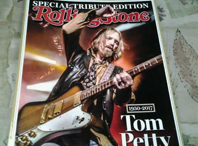 Tom Petty Rolling Stone Special Tribute Edition