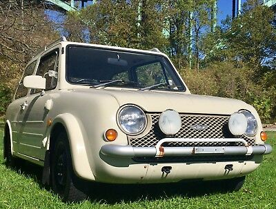 1990 Nissan Other  Nissan Pao Automatic JDM Ohio Title 1000cc Micro Car Pike Factory Fresh Import