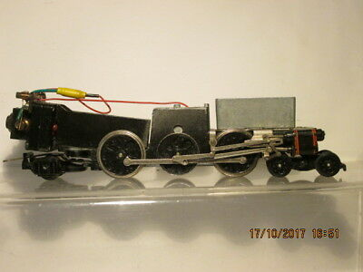 Hornby Dublo 2 Rail West Country Motorised Chassis