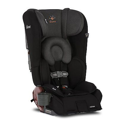 Diono Rainier Convertible Booster Car Seat in Black Mist - New Color w/ Tags!