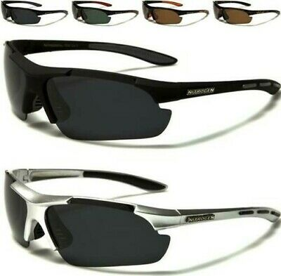 Oxigen - Occhiali da sole - Uomo nero Black/rubber look/black lens