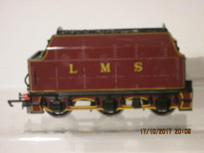 Non Motorised Stanier Tender For A  Princess Class 4-6-0