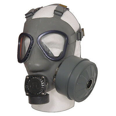 Nato M61 Gas Mask (Prop) From Finnish Military Surplus