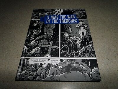 It Was The War Of The Trenches Jacques Tardi HC Fantagraphics Hardcover NEW
