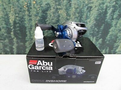 Abu Garcia Orra Inshore Baitcasting Reel Right Hand ~ New