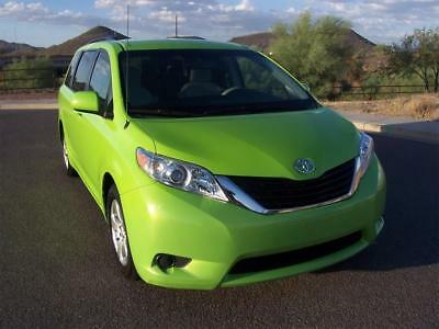 2014 Toyota Sienna LE 2014 Toyota Sienna LE Carfax Guarantee Best Buy Way Under Wholesale