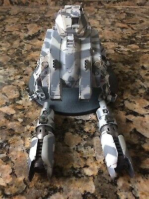 Rackham AT-43 U.N.A. Fire Crawler Miniature