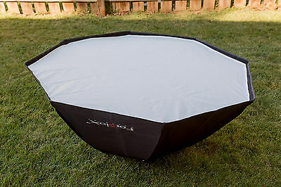 "Fotodiox Pro Octagon Softbox 48"" with Speedring for Elinchrom Monolights"