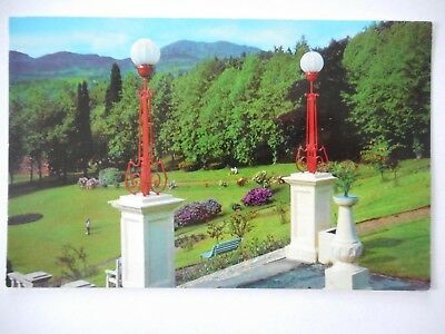 Postcard - Pitlochry - The Atholl Palace Hotel