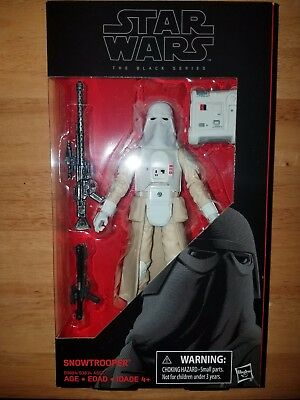 Star Wars: The Black Series Snowtrooper 6-Inch Action Figure