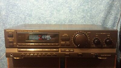 Technics  Fm/am Stereo Receiver  Sa - Gx  100 L .