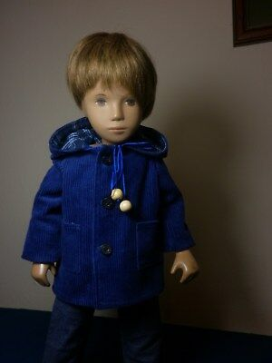 Sasha Gregor  Doll Clothes  , Corduroy  Jacket   .