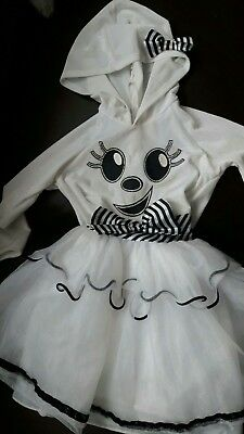 Cute Ghost Dress age 3-4 years