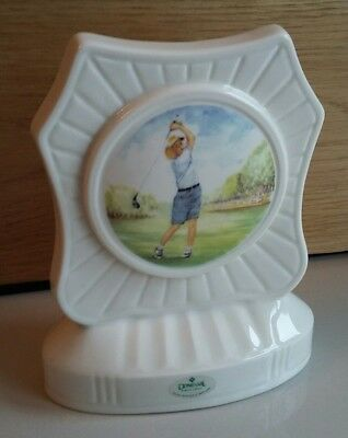 donegal china golfing ornament