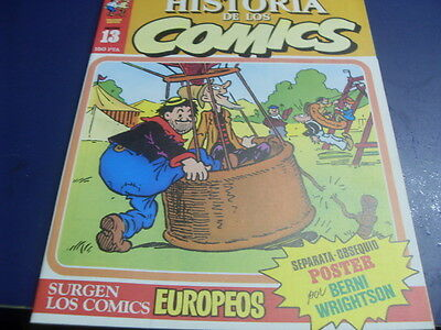 Historia De Los Comics Issue Number 13