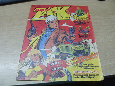 Super Zack Issue 3 29Th January 1976