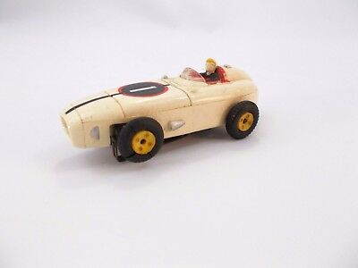 Aurora  Vintage 1960's Indy Racer #1359 Needs Work Complete Untested HO Scale