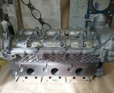 Mercedes-benz M272 Right Cylinder Head. New, all OEM, fully assembled.