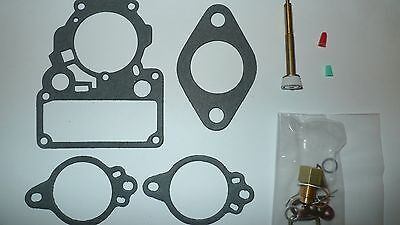 Holden Stromberg Red Motor Carburettor Rebuild Kit Eh Hd Hr Hk Ht Hg Lc Lj Lh Hq