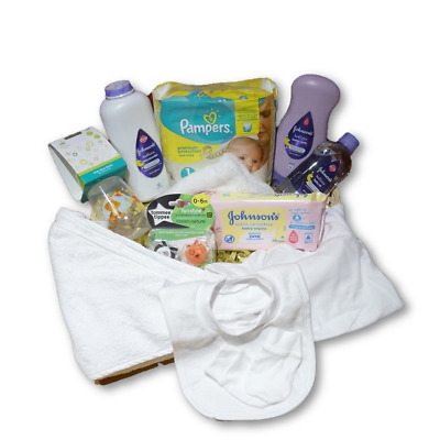 COMPLETE BABY STARTER KIT Hamper | PREMIUM Gift For New Mums! | FREE Delivery