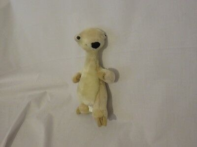 "9"" cute soft sid sloth from ice age 2 play by play plush doll"