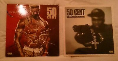 50 Cent ‎– Get Rich Or Die Tryin' & Guess Who's Back?