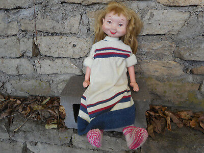 "Vintage 1960 Whimsie Lena Doll by American Doll and Toy Corporation-23"" Tall"