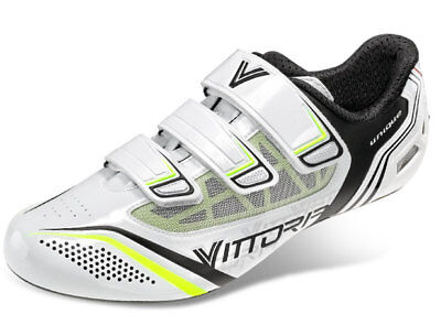 NEW Vittoria Unique Cycling Shoes, Carbon Soles, UK Size 6, EU 39, Special Offer