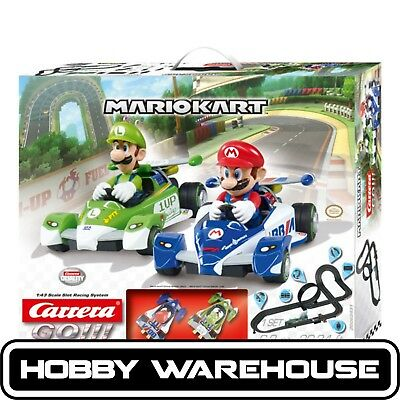 Carrera GO!!! Mario Kart Slot Racing Set