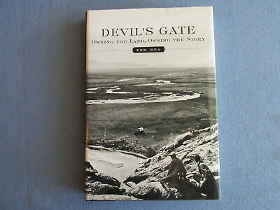 DEVIL'S GATE hbdj Book - Pioneer Mormon History in Sweetwater Valley of WYOMING