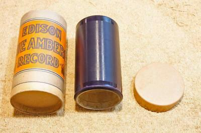 """Radermans Jazz Orch """"My Southern Home"""" Edison Blue Amberol Cylinder Record #4702"""