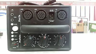 Profoto Pro 7a 2400W Generator Power Pack great used condition