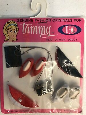 Vtg. 60's NOS Tammy Ideal Doll Accessory Set