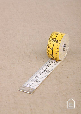A Bady Measuring Tape Made in Germany, Hoechstmass Measuring Tape, Width 15mm