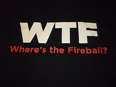 Fireball Whiskey Shirt ( Used Size XL ) Very Good Condition!!!