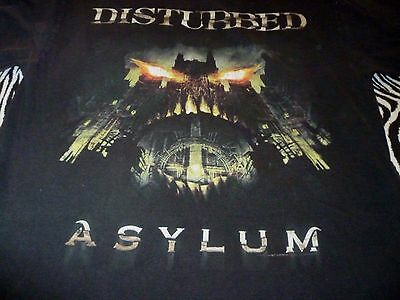 Disturbed Tour Shirt ( Used Size L ) Good Condition!!!