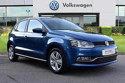 2017 volkswagen polo 1 0 match 5dr n a manual 11. Black Bedroom Furniture Sets. Home Design Ideas