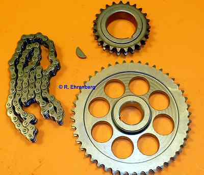 Mopar 340-318-360 TRUE ROLLER Timing Chain Sprockets USA Dodge Plymouth Chrysler