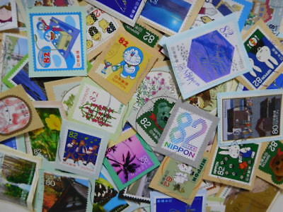 Japan Stamps ( Commemo.prefectural.greeting & Etc ) Used On Paper 1000+++ ①
