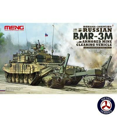 Meng 1/35 BMR-3M Armored Mine Clear MEN-SS-011 Brand New