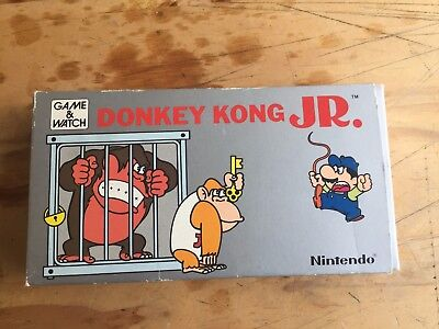 Game et watch Donkey Kong Jr