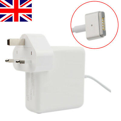 For Mac 60W MagSafe2 AC Power Supply Adapter Charger MacBook Pro Retina 13 A1435