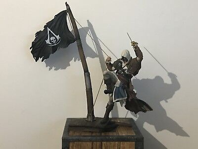 Assassins Creed Black Flag Limited Edition Edward Statue