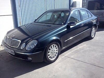 Mercedes E320 Diesel Automatic LHD Left hand drive in Spain