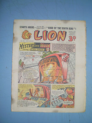 Lion issue 210 dated February 25 1956