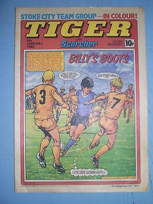 Tiger issue dated January 5 1980