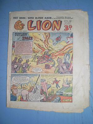 Lion issue 32 dated September 27 1952